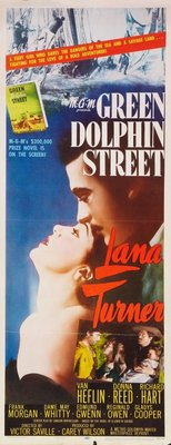 Green Dolphin Street movie poster (1947) poster MOV_590dc883