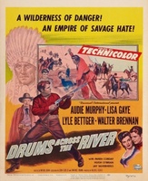 Drums Across the River movie poster (1954) picture MOV_590f185f