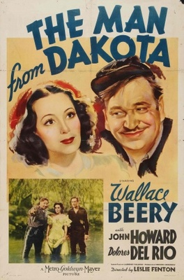 The Man from Dakota movie poster (1940) poster MOV_59116dc8