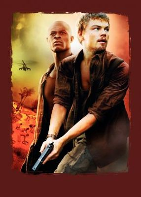 Blood Diamond movie poster (2006) poster MOV_5917c403