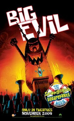 Spongebob Squarepants movie poster (2004) poster MOV_5931d9fe