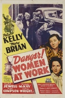 Danger! Women at Work movie poster (1943) picture MOV_593453a3