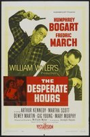 The Desperate Hours movie poster (1955) picture MOV_5937f749