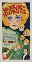 Beware of Blondes movie poster (1928) picture MOV_593a57f7