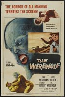 The Werewolf movie poster (1956) picture MOV_59407cb7