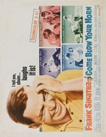 Come Blow Your Horn movie poster (1963) picture MOV_59450987