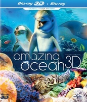 Amazing Ocean 3D movie poster (2013) picture MOV_5947a438