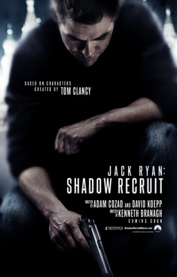 Jack Ryan: Shadow Recruit movie poster (2014) poster MOV_594a2fc4