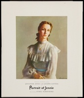 Portrait of Jennie movie poster (1948) picture MOV_09e5c33c