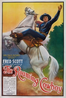 The Roaming Cowboy movie poster (1937) poster MOV_5950b583
