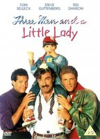 3 Men and a Little Lady movie poster (1990) picture MOV_1b61eb4c