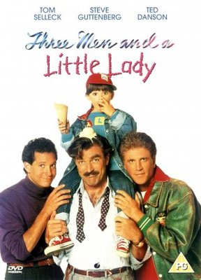 3 Men and a Little Lady movie poster (1990) poster MOV_59528f0f