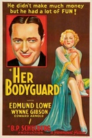 Her Bodyguard movie poster (1933) picture MOV_595b374f