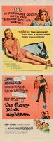 The Fuzzy Pink Nightgown movie poster (1957) picture MOV_59611a1f