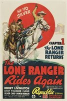The Lone Ranger Rides Again movie poster (1939) picture MOV_596afb10