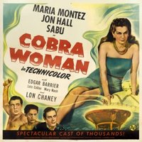 Cobra Woman movie poster (1944) picture MOV_596d0157
