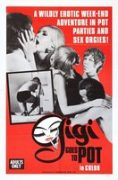 Gigi Goes to Pot movie poster (1971) picture MOV_5977b450