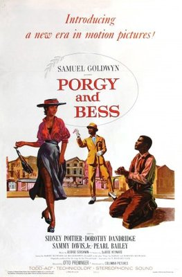 Porgy and Bess movie poster (1959) poster MOV_59789a8e