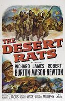 The Desert Rats movie poster (1953) picture MOV_597b5e9b