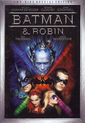 Batman And Robin movie poster (1997) poster MOV_597f7625