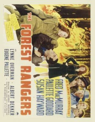 The Forest Rangers movie poster (1942) poster MOV_598302d0