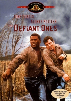 The Defiant Ones movie poster (1958) poster MOV_5983f7fe