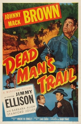 Dead Man's Trail movie poster (1952) poster MOV_598e74e6