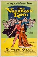 The Vagabond King movie poster (1956) picture MOV_5991a63f