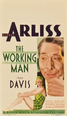 The Working Man movie poster (1933) poster MOV_5992aba3
