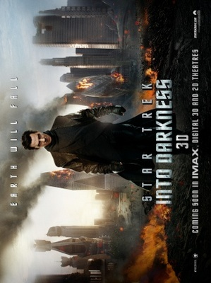 Star Trek Into Darkness movie poster (2013) poster MOV_59948ba7