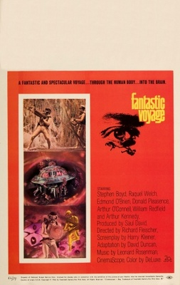 Fantastic Voyage movie poster (1966) poster MOV_5995449b