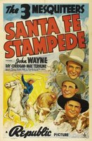 Santa Fe Stampede movie poster (1938) picture MOV_599a2139