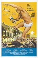 The Amazing Colossal Man movie poster (1957) picture MOV_ccf0b971