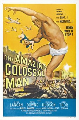The Amazing Colossal Man movie poster (1957) poster MOV_599bb3ad