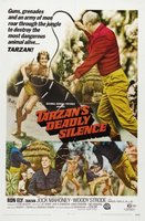 Tarzan's Deadly Silence movie poster (1970) picture MOV_599ed47a