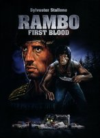 First Blood movie poster (1982) picture MOV_59a24354