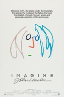 Imagine: John Lennon movie poster (1988) picture MOV_59a64a14