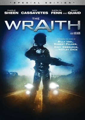 The Wraith movie poster (1986) poster MOV_59aebf0b