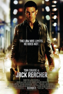 Jack Reacher movie poster (2012) poster MOV_59b2b0b3