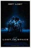 Lost in Space movie poster (1998) picture MOV_59b45014