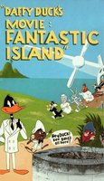Daffy Duck's Movie: Fantastic Island movie poster (1983) picture MOV_59b57a3d