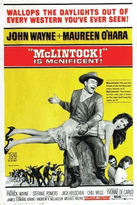 McLintock! movie poster (1963) poster MOV_59bde503
