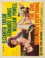 The Girl Who Had Everything movie poster (1953) picture MOV_59c55ef7