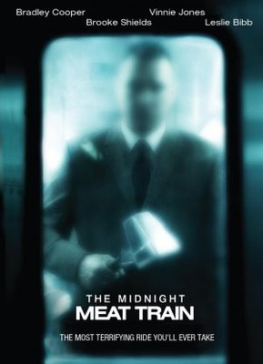 The Midnight Meat Train movie poster (2008) poster MOV_59cae1f2