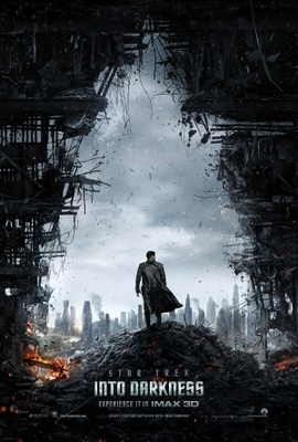 Star Trek Into Darkness movie poster (2013) poster MOV_59cc49b0