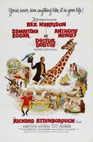 Doctor Dolittle movie poster (1967) picture MOV_59cc644c