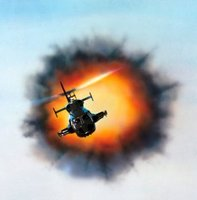 Airwolf movie poster (1984) picture MOV_59d5a0c7