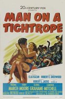 Man on a Tightrope movie poster (1953) picture MOV_59de343f