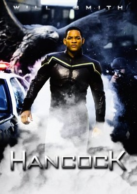 Hancock movie poster (2008) poster MOV_59dfd73d