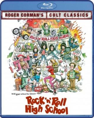 Rock 'n' Roll High School movie poster (1979) poster MOV_59ecae46